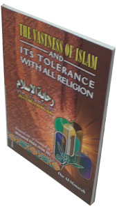The Vastness of slam and Its Tolerance with Alle Religions